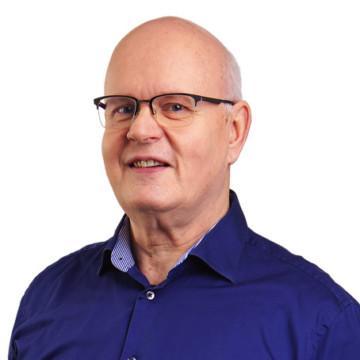 Myyntineuvottelija Rauno Mäkinen