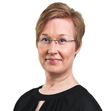 Kotigallerian markkinointivastaava Terhi Heikkilä